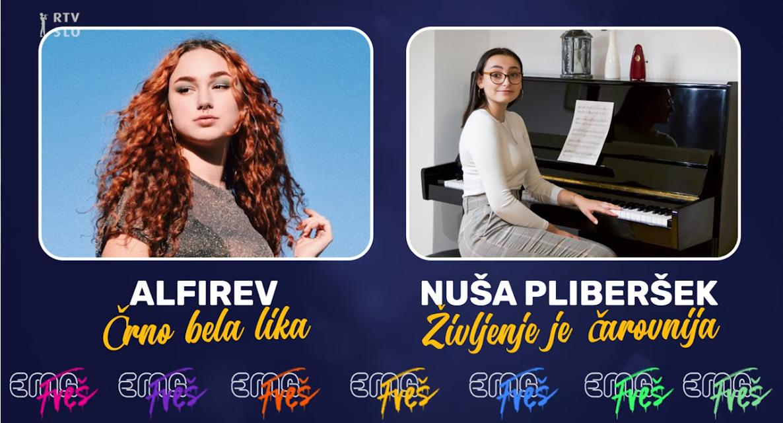 Slovénie 2020 – EMA FREŠ : Alfirev ou Nuša Plibersek ? [Mise à jour : Nuša Plibersek remporte le duel 8]