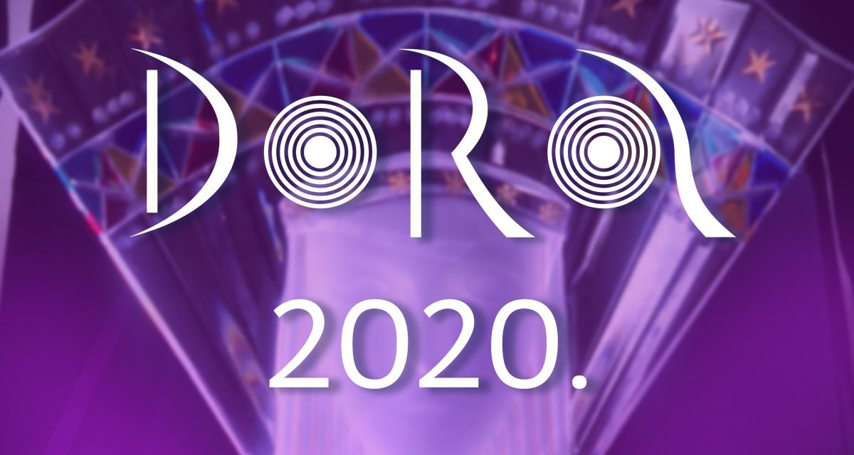 Dora 2020 : annonce des 16 finalistes (Mise à jour : annonce des présentateurs)