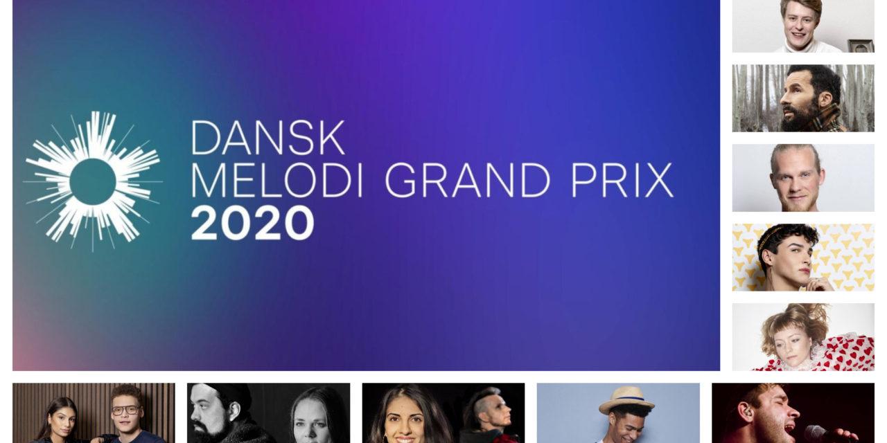 Dansk Melodi Grand Prix 2020 : Loreen et sondage