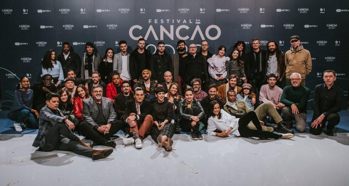 Festival da Canção 2020 : présentation des artistes et des chansons (Mise à jour : annonce du jury des demi-finales)
