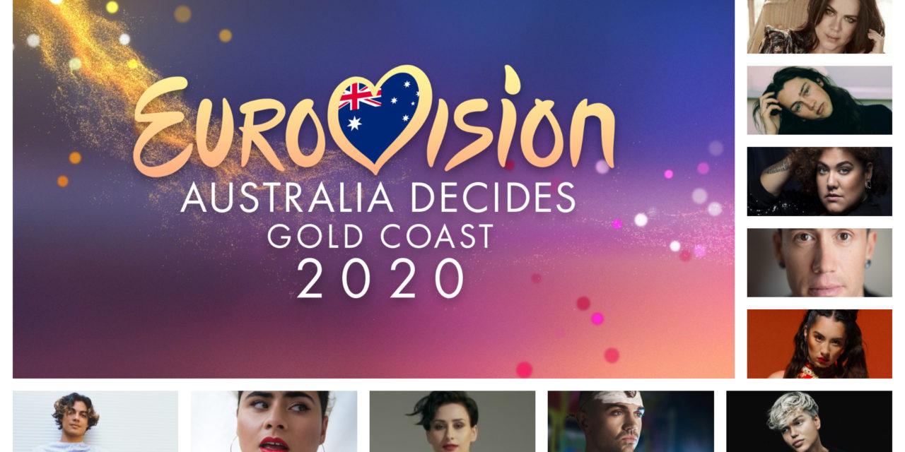 Australia Decides 2020 : découvrez les prestations des dix concurrents