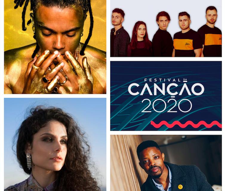 Festival da Canção 2020 : Portraits des artistes #3