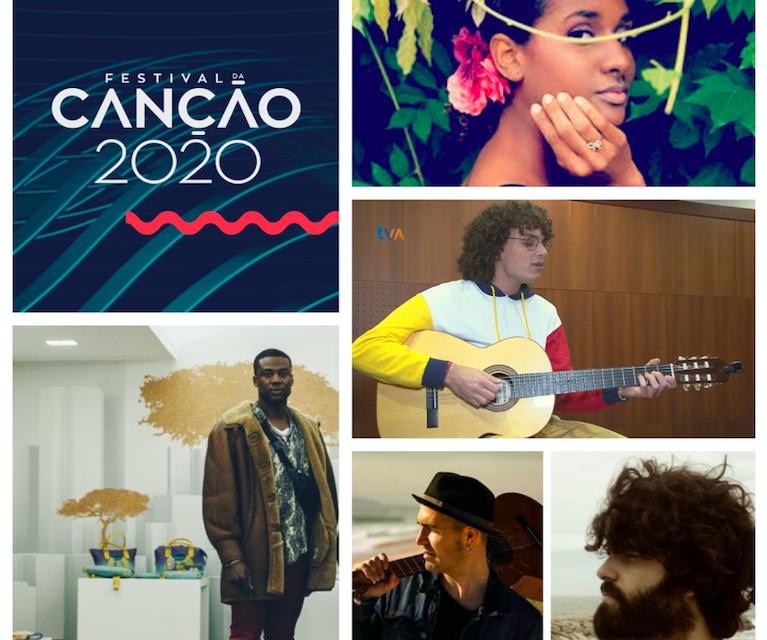 Festival da Canção 2020 : Portraits des artistes #4