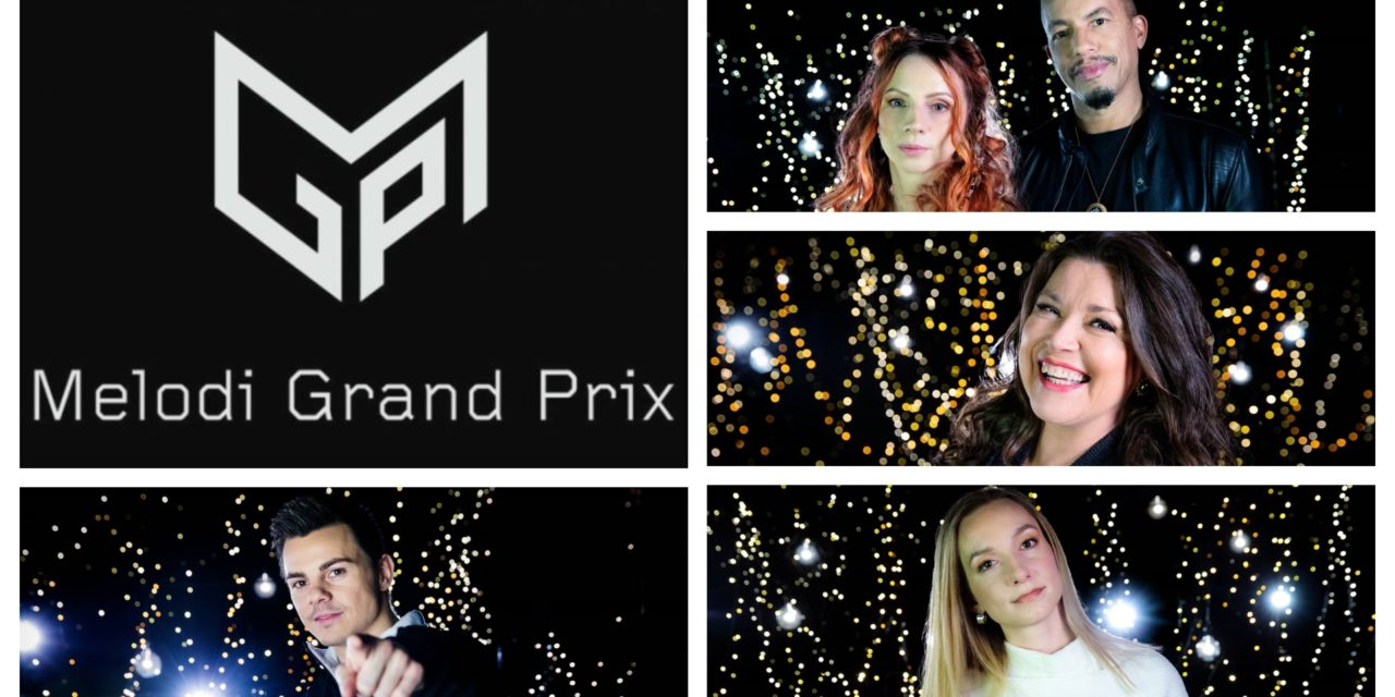 Melodi Grand Prix 2020 : présentation des 4 derniers demi-finalistes