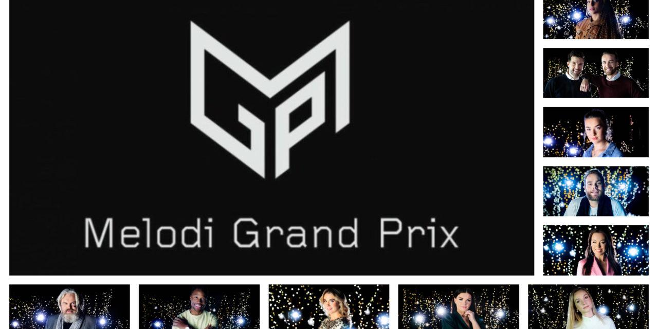 Ce soir : finale du Melodi Grand Prix (Mise à jour : résultats)