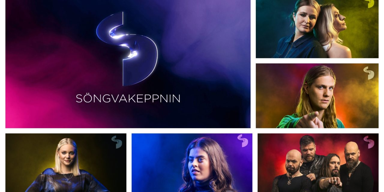 Söngvakeppnin 2020 : choix des cinq finalistes