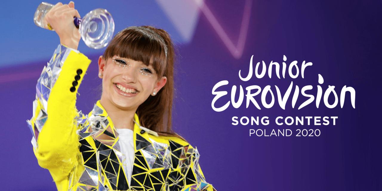 Eurovision Junior 2020 : retour en Pologne