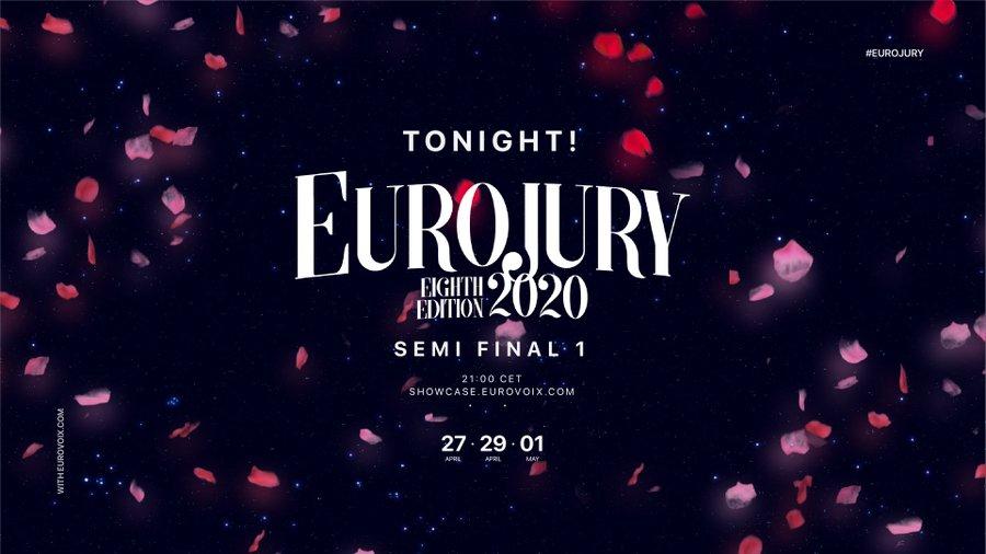 Ce soir : première demi-finale de l'Eurojury 2020 (Mise à jour : qualifiés)
