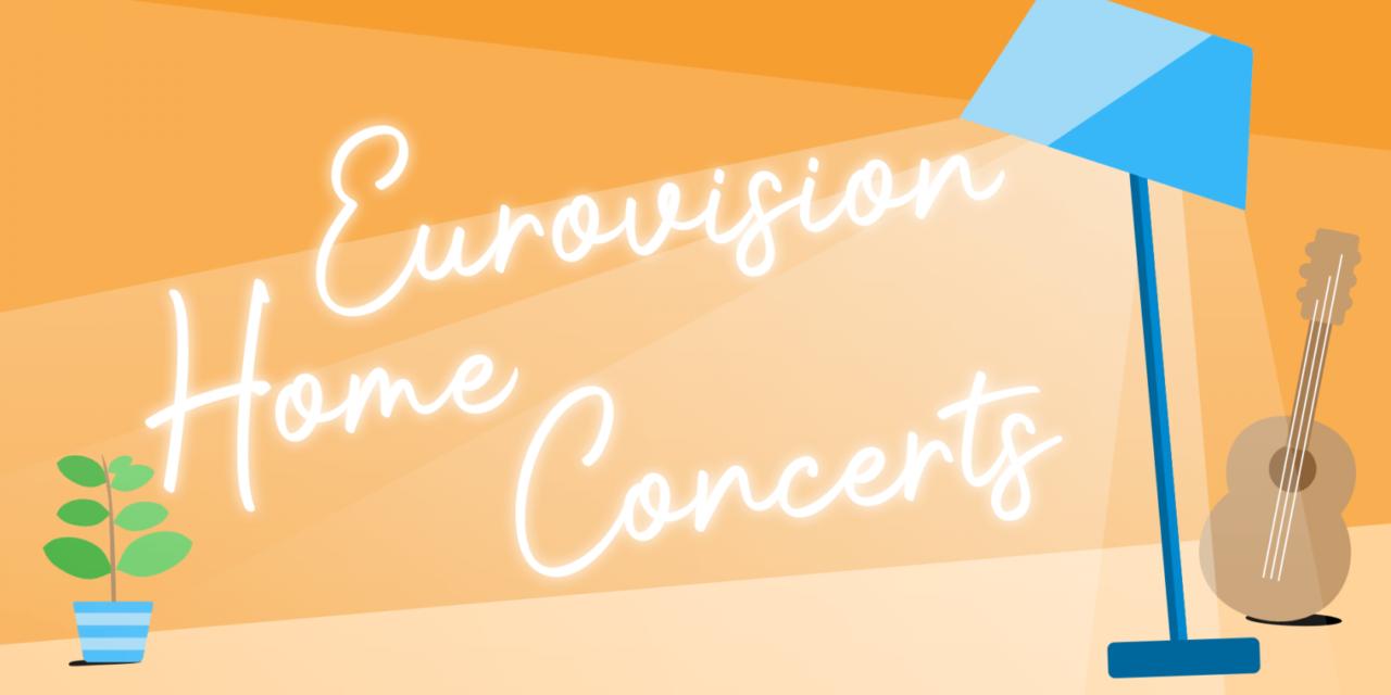 Ce soir : troisième Eurovision Home Concert
