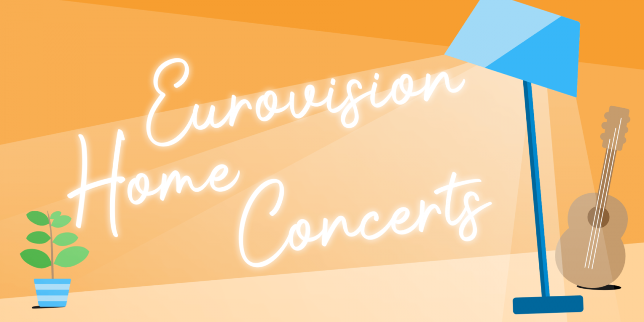 Ce soir : cinquième Eurovision Home Concert