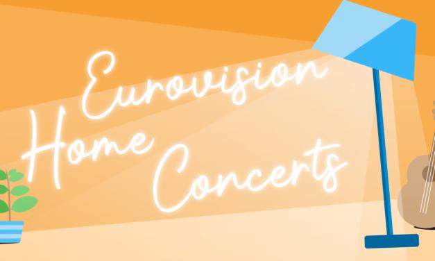 Ce soir : septième Eurovision Home Concert