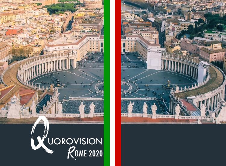 Quorovision 2020 : Green/White/Red Carpet