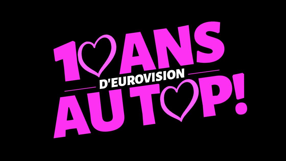 Dix ans d'Eurovision au top : Taron
