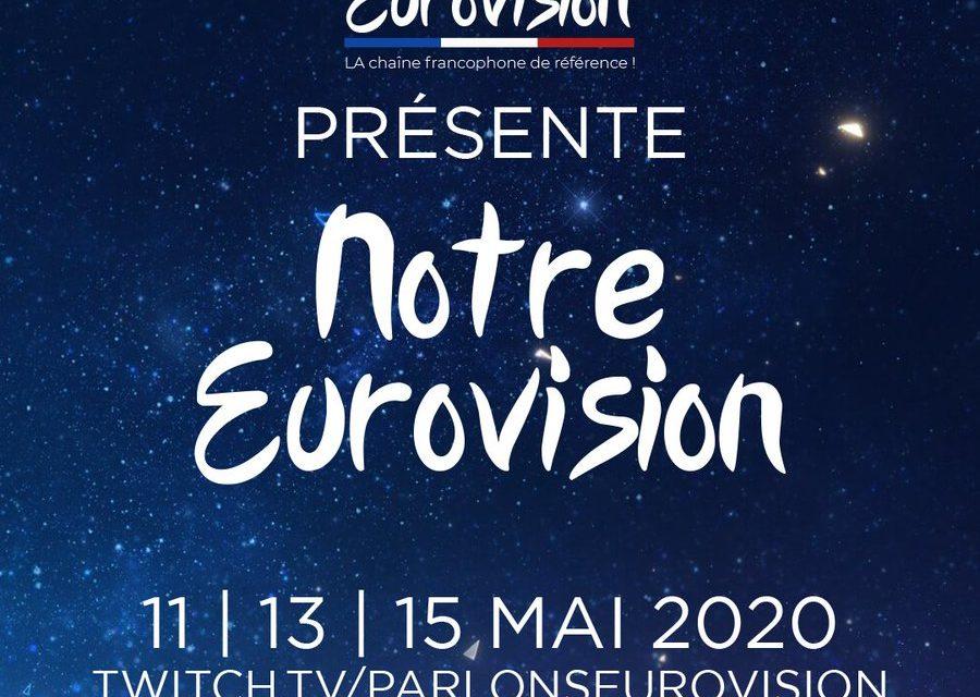 Ce soir : première demi-finale de «Notre Eurovision 2020» (Mise à jour : qualifiés)