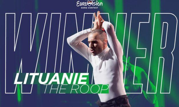 Notre Eurovision 2020 : victoire de la Lituanie