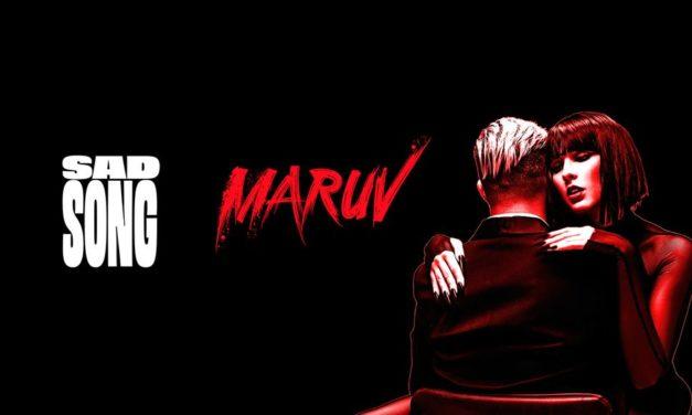 Découverte : le nouveau single de Maruv