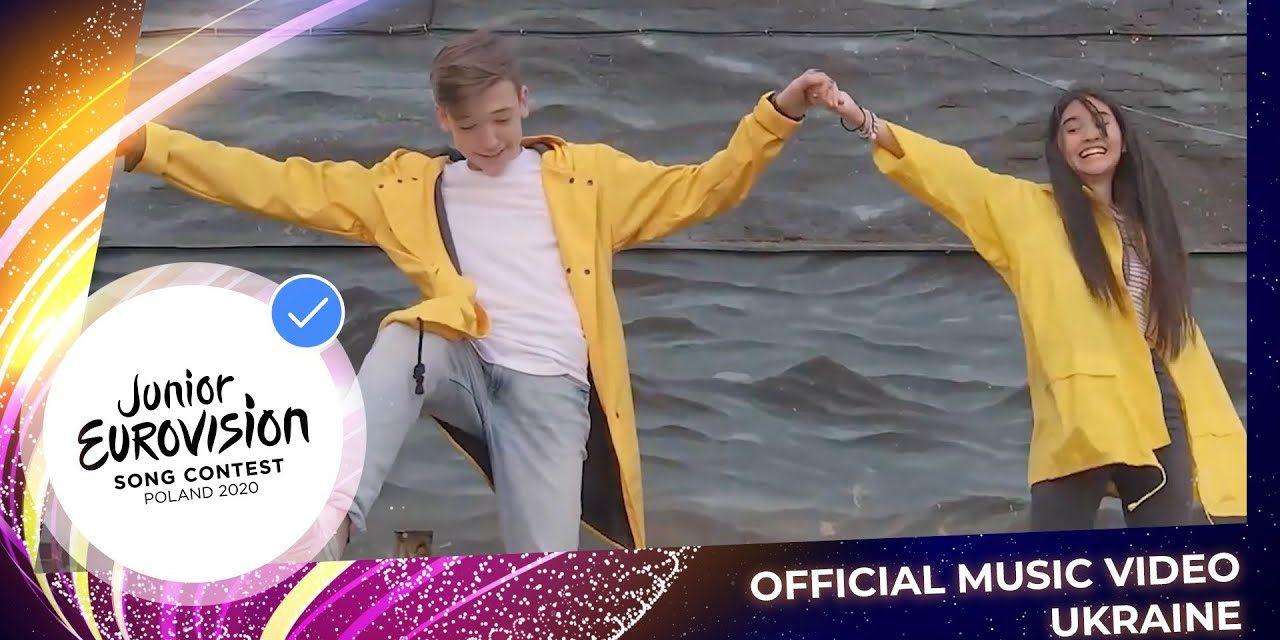 """Ukraine Junior 2020 : découvrez la version finale de """"Vidkryvai»"""