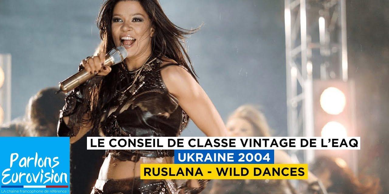Conseil de classe vintage : Ukraine 2004