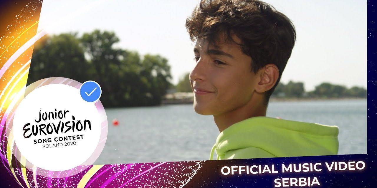 Serbie Junior 2020 : découvrez «Heartbeat»