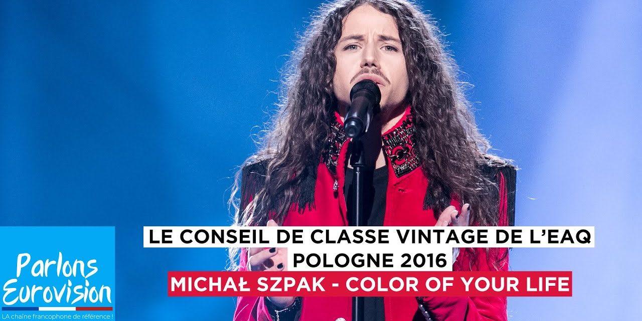 Conseil de classe vintage : Pologne 2016