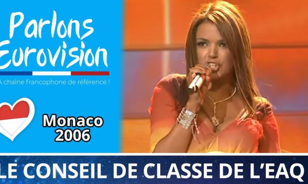 Le conseil de classe vintage : Monaco 2006