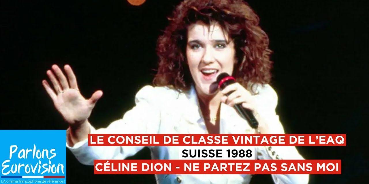 Le conseil de classe vintage : Suisse 1988