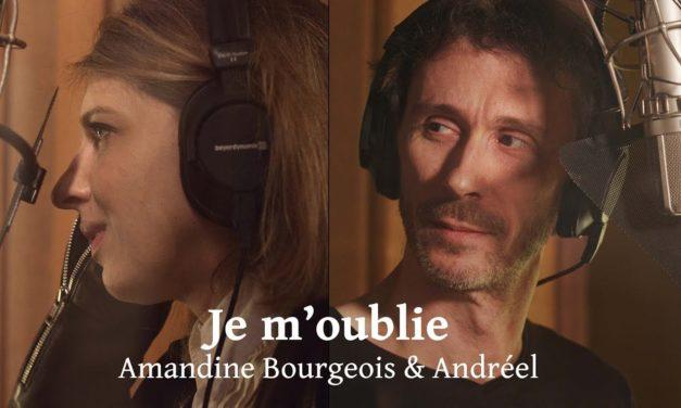 Découverte : le nouveau single d'Amandine Bourgeois