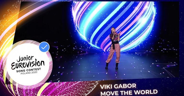 Eurovision Junior 2020 : (re)découvrez «Move The World»