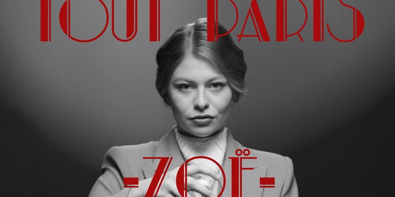 Découverte : le nouveau single de Zoë