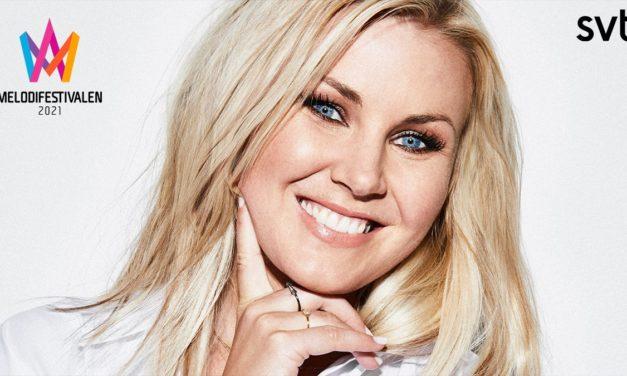 Melodifestivalen 2021 : 3 questions à … Elisa