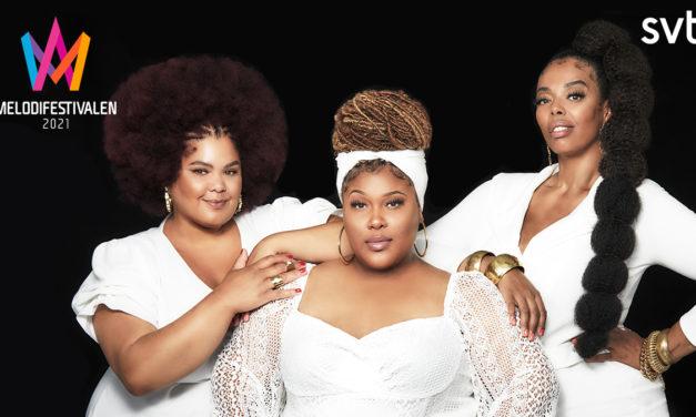 Melodifestivalen 2021 : 3 questions à … The Mamas