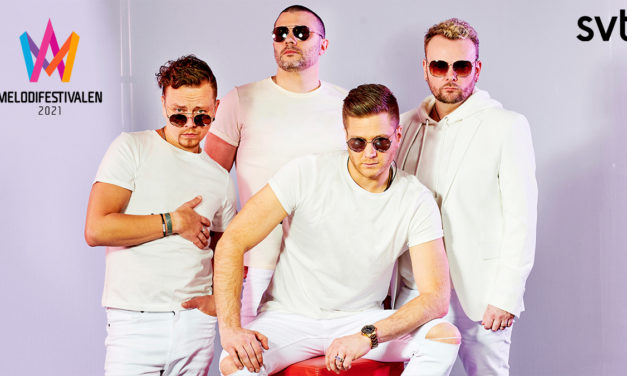 Melodifestivalen 2021 : 3 questions à … Sannex