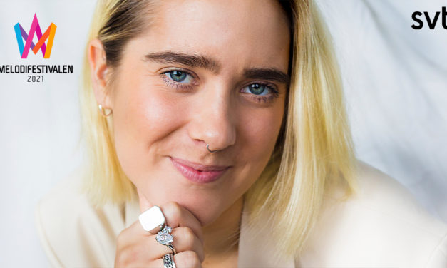 Melodifestivalen 2021 : 3 questions à … Julia Alfrida