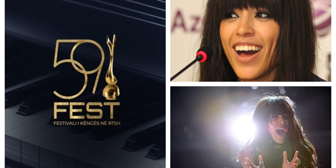 Festivali i Këngës 2020 : Loreen et sondage
