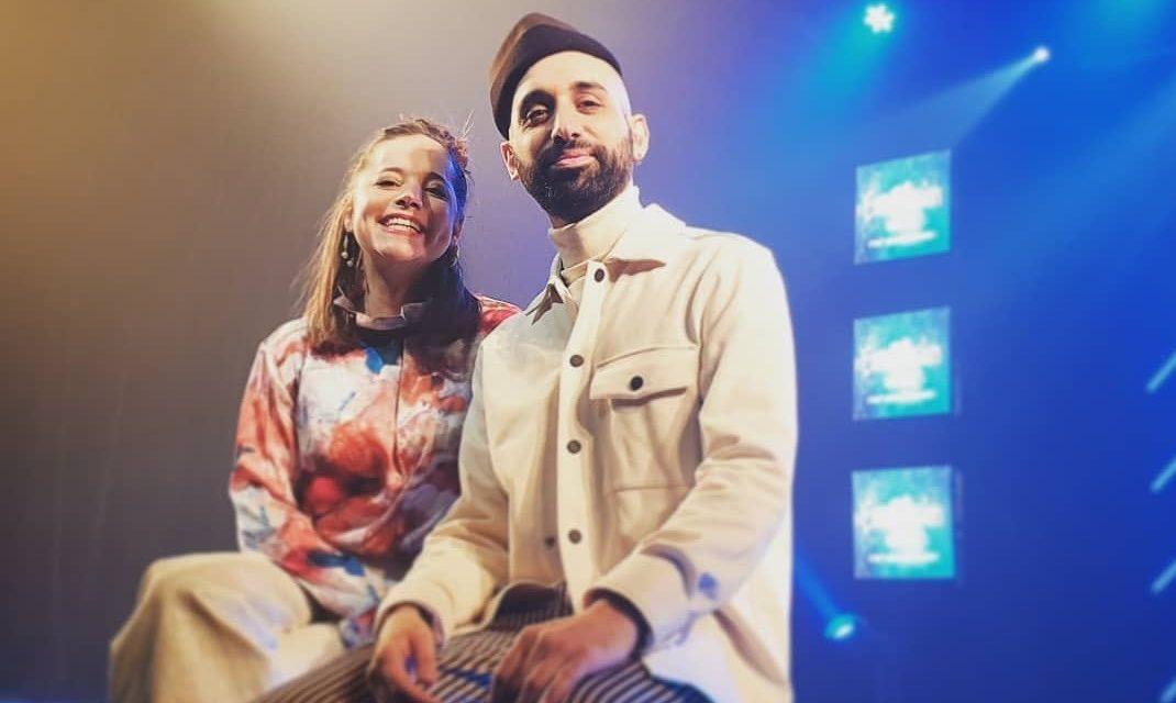 Eurovision France, c'est vous qui décidez : portrait musical d'Andriamad