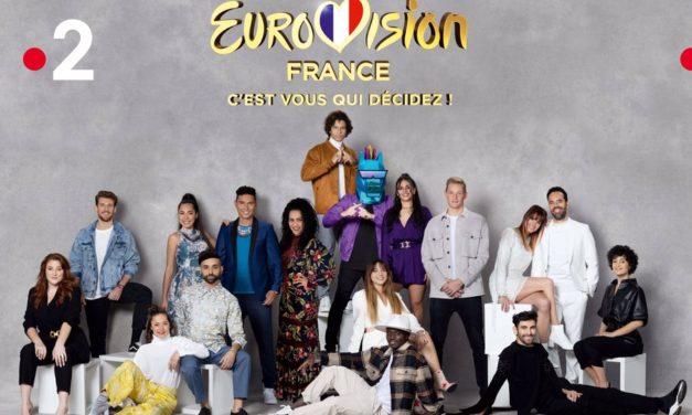 Eurovision France, c'est vous qui décidez : voilà ce que nous avons aimé (ou pas)