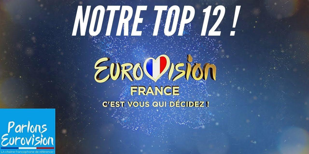 Eurovision France, c'est vous qui décidez : le conseil de classe vidéo