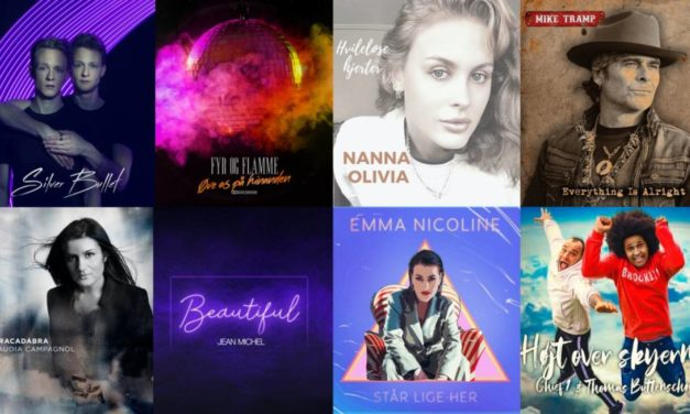 Dansk Melodi Grand Prix 2021 : présentation des candidats