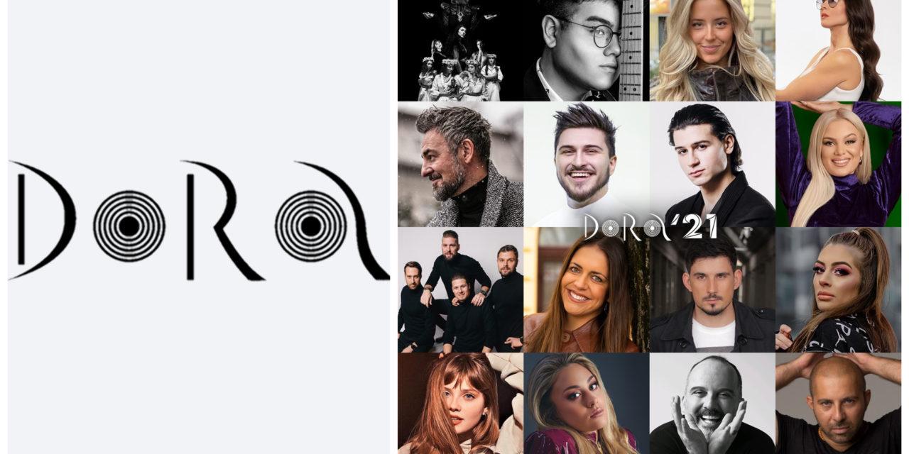 Dora 2021 : présentation des candidats #1
