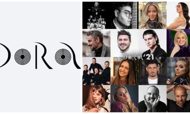 Dora 2021 : présentation des candidats #2