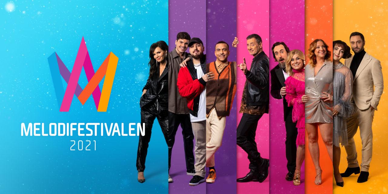 Melodifestivalen 2021 : Loreen de la première demi-finale