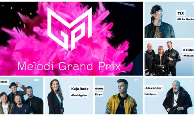 Melodi Grand Prix 2021 : présentation de «Eyes Wide Open» de Rein Alexander