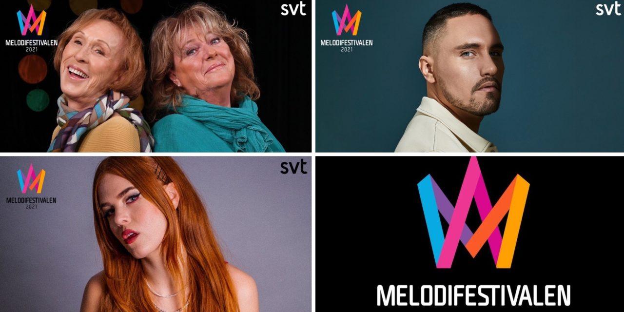 Melodifestivalen 2021 – 2ème demi-finale : portraits des candidat.e.s (2/2)
