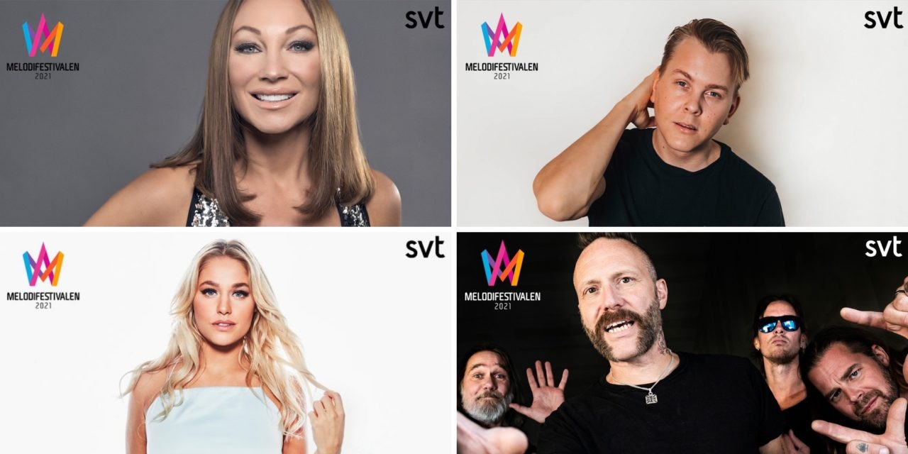 Melodifestivalen 2021 – 3ème demi-finale : portraits des candidat.e.s (1/2)