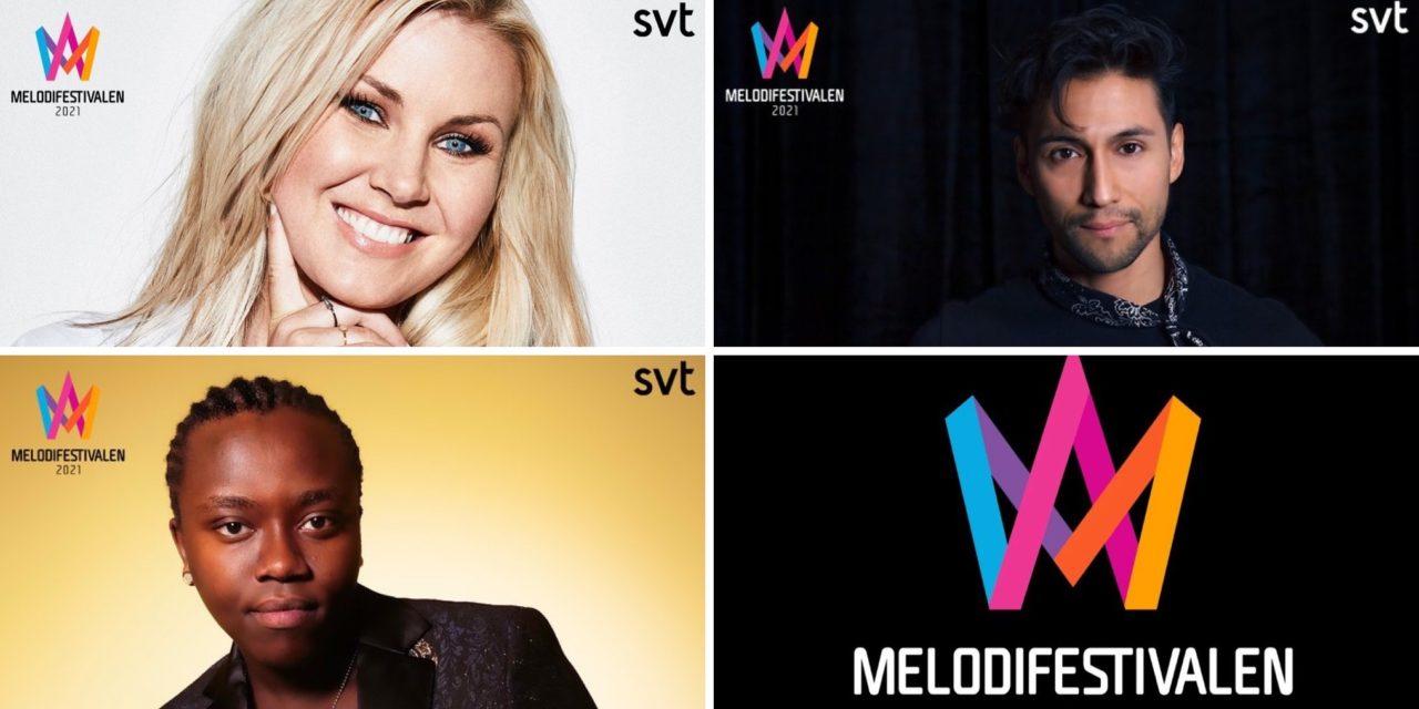 Melodifestivalen – 3ème demi-finale :  portraits des candidat.e.s (2/2)