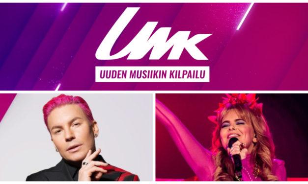 Uuden Musikiin Kilpailu 2021 : nouveaux détails