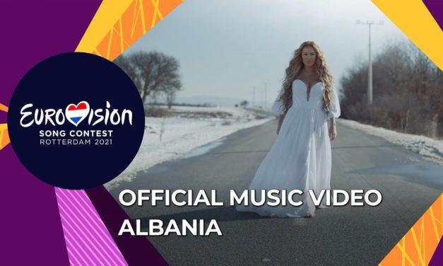 Albanie 2021 : découvrez la version finale de «Karma»