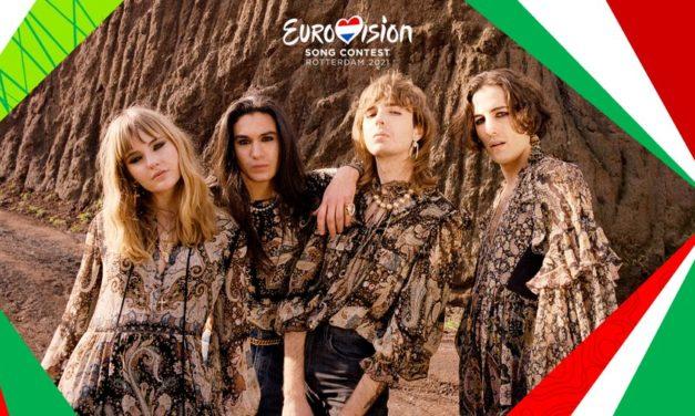 Italie 2021 : Maneskin publie la version  «Eurovision» de «Zitti e buoni»