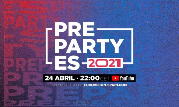 Ce soir : Eurovision Pre-Party ES – Madrid 2021