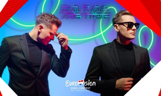 Eurovision 2021 : Rafał en interview !
